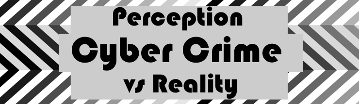 Perception vs Reality of Cyber Crime
