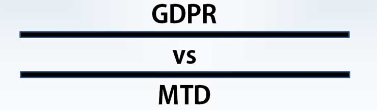 GDPR vs MTD