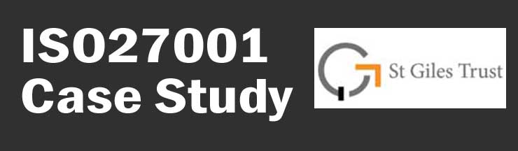 ISO27001 Case Study St Giles Trust